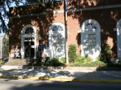 Horry County Museum, Conway, South Carolina