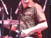 English: Australian musician Nicky Bomba on 11 May 2007.