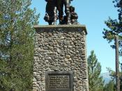 Donner Party State Park, CA