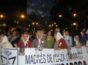 Madres de Plaza de Mayo (Línea Fundadora). Mothers of Plaza de Mayo (Foundation Line). Oct 2006.