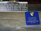 Shakespear's Grave II