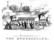 The Hutchinson Family Singers'