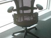 Aeron Chair in an office.