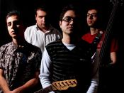 English: Persian Punk Rock Band