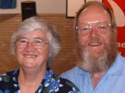 Trixie & John Rudder