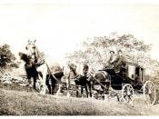 Marlow and Keene Stagecoach in Keene, NH