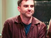 English: Director Paul Thomas Anderson in New York on december 10, 2007