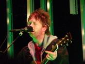 Thom Yorke of Radiohead.