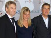 English: Kenneth Branagh at the 2009 Roma Fiction Fest.