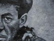 Aleksandr Isayevich Solzhenitsyn, painted portrait DDC_7684.JPG