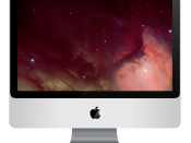 English: Apple iMac aluminium
