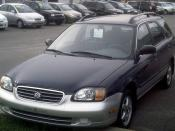 2001-2002 Suzuki Esteem photographed in Dorval, Quebec, Canada. Category:Blue station wagons Category:Suzuki Esteem