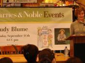 Judy Blume in Skokie, IL
