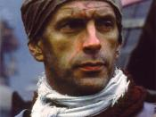 English: this is a photo I took of myself as Quintus in the movie GLADIATOR--I am Tomas Arana