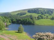 Ladybower Reservoir, Peak District