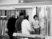 A Trip Back to St. Paul, Minnesota in 1964: Shopping for Curtains at J.C. Penney