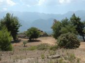Das Menelaion bei Sparta
