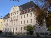English: Former jewish orphanage in Berlin-Pankow, Germany Deutsch: Ehem. jüdisches Waisenhaus in Berlin-Pankow, Deutschland