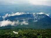 Mount Nyiragongo , DR Congo.