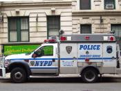 Emergency Services Unit of the New York Police Department