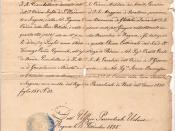 Birth Certificate Ana de Caboga