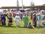 Category:Pow WowsAlexis powwow during the grand entry