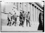 F.C. Webb, Pat Farrell, P.J. Morr, J.T. Butler, and M.J. Harmon  (LOC)
