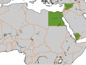 English: United Arab States, 1958 to 1961