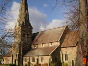 English: All Saints Church in Kings Heath, Birmingham, UK.