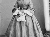 English: Harriet Lane Johnston.