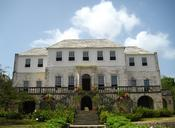 English: Rose Hall, the estate house of a former sugar plantation, in Jamaica.