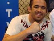 an American mixed martial artist, Jamie Varner