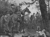 De Kalb Wounded, 1780