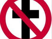 English: This picture is a logo of Bad Religion (Grupo de Punk Rock). Español: Esta imagen es el logo de Bad Religion (Grupo de Punk Rock).