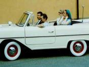 Amphicar Cabriolet 1963