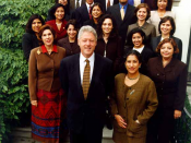 President Clinton's Latino Appointees (1998)