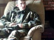 Ken, reclined