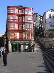 Plaza Miguel de Unamuno, Casco viejo, Bilbao