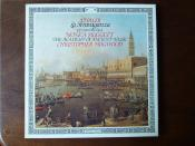 Vivaldi - La Stravaganza, 12 Concertos op.4 - Monica Huggett, Academy Ancient Music, Christopher Hogwood, L'Oiseau-Lyre 1987