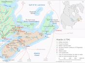 Acadia (1754)