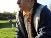 Polski: Marcin Orliński Polish poet and literary critic