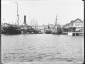 Walsh Bay, c.1919