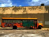bus of the undead hdr