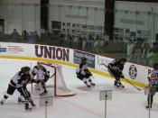 Yale University Bulldogs vs. Union College Dutchmen - February 8, 2014