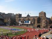 The Fieldhouse (Weightman Hall), Franklin Field, University of Pennsylvania (1903-04).