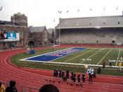 Franklin Field, home of the University of Pennsylvania Quakers
