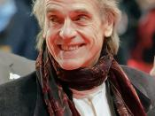 Jeremy Irons - Berlinale - 2013