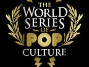 The World Series of Pop Culture