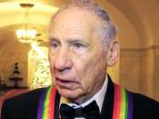 English: Mel Brooks at the White House for the 2009 Kennedy Center Honors