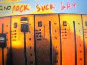 ROCK SUCK GAY